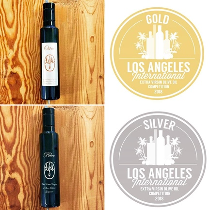 Agricola il Giogo among the winners of Los Angeles International Olive Oil Competition 2018